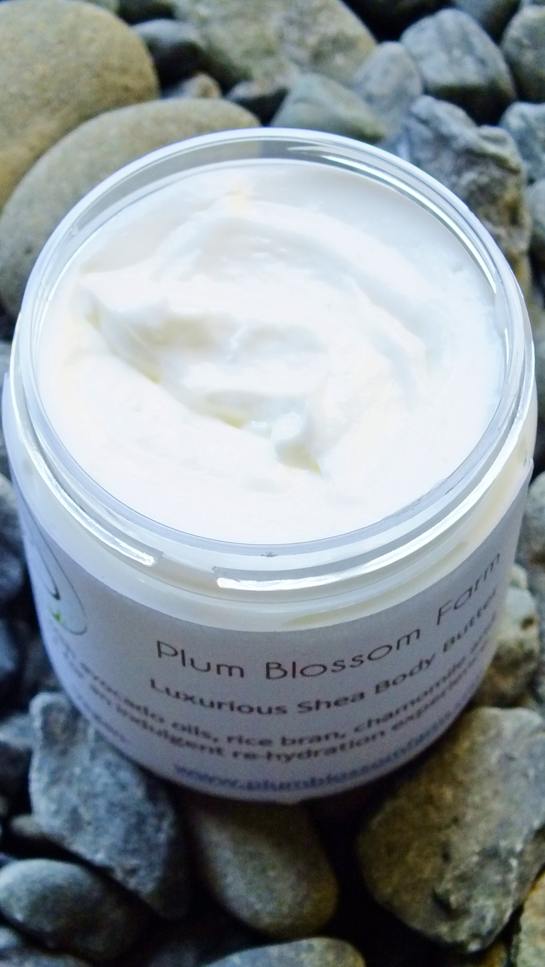 Plum Blossom Farm: Shea Body Butter