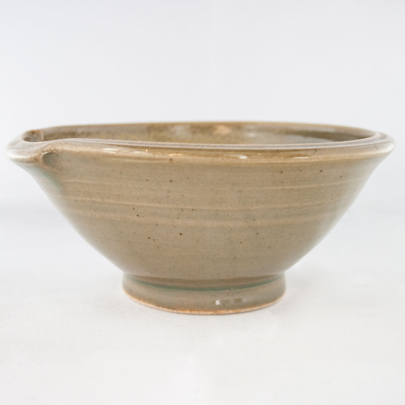 Bruno Kark: Mortar & Pestle Bowl