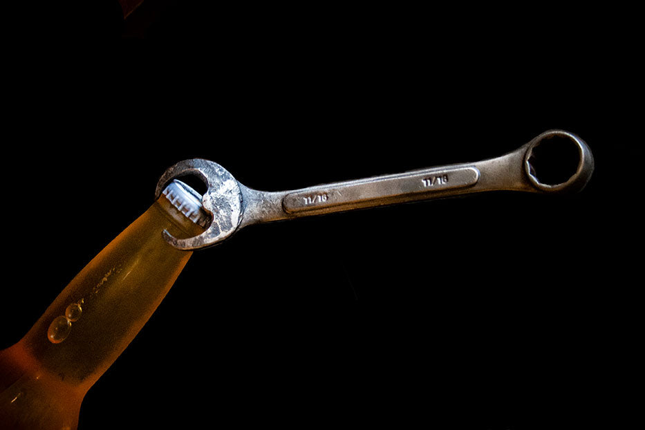 Celeste Flores: Bottle Opener Wrench Shape