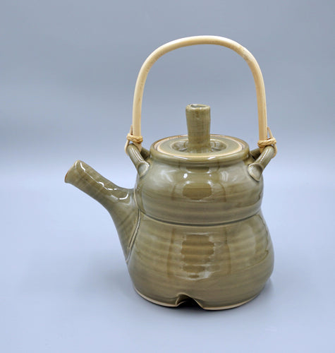 Bruno Kark:Tea Pot, Celadon