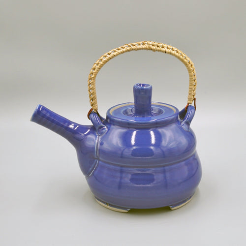 Bruno Kark: Tea Pot Blue