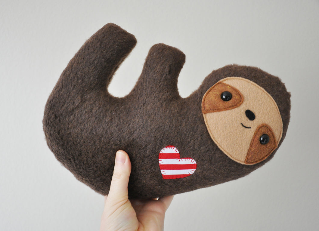 Gina Barnes: Sloth Stuffy