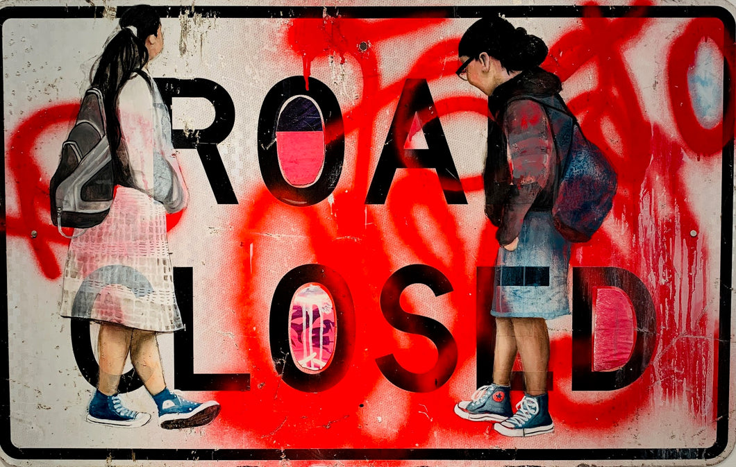 Julianne Wallace Sterling: Road Closed