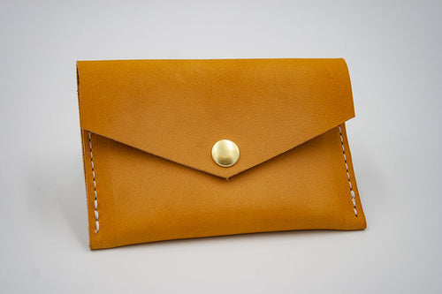 North & East Leather: Moolah Wallet
