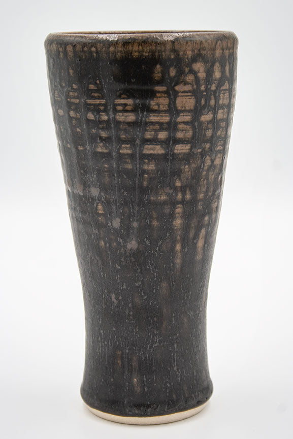 Jan Schachter: Black Vase