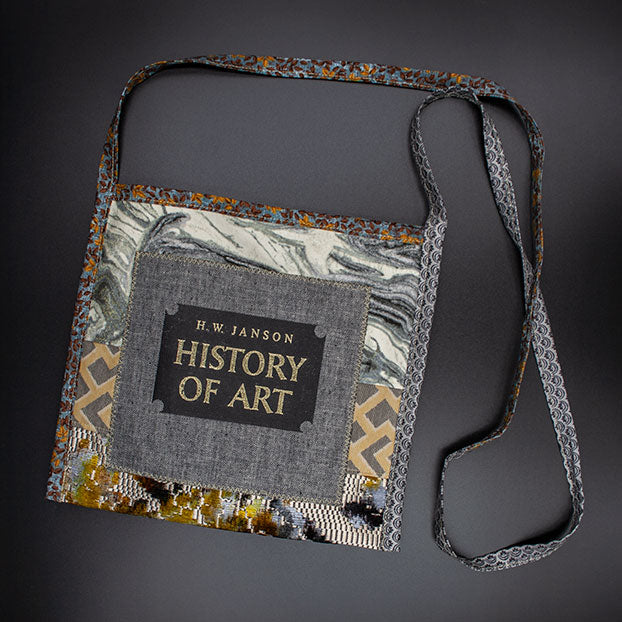 Rae Trujillo: Book Bags, History of Art