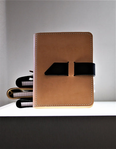 Timmy Mays: Leather Notebook