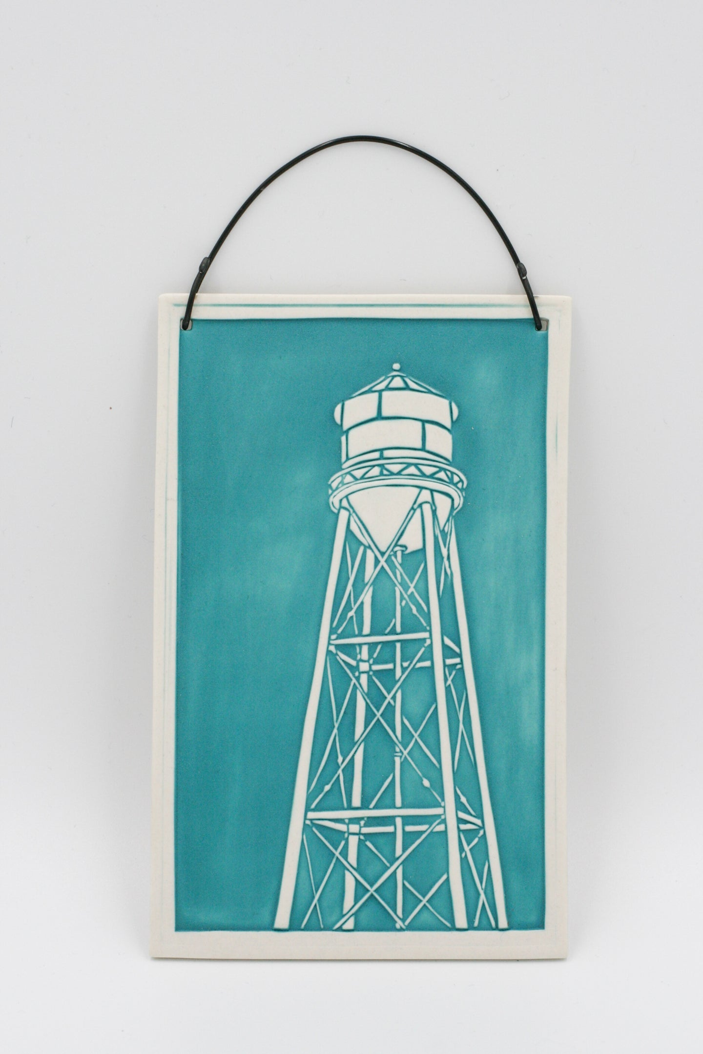 Sarah Gregory: Aqua Water Tower