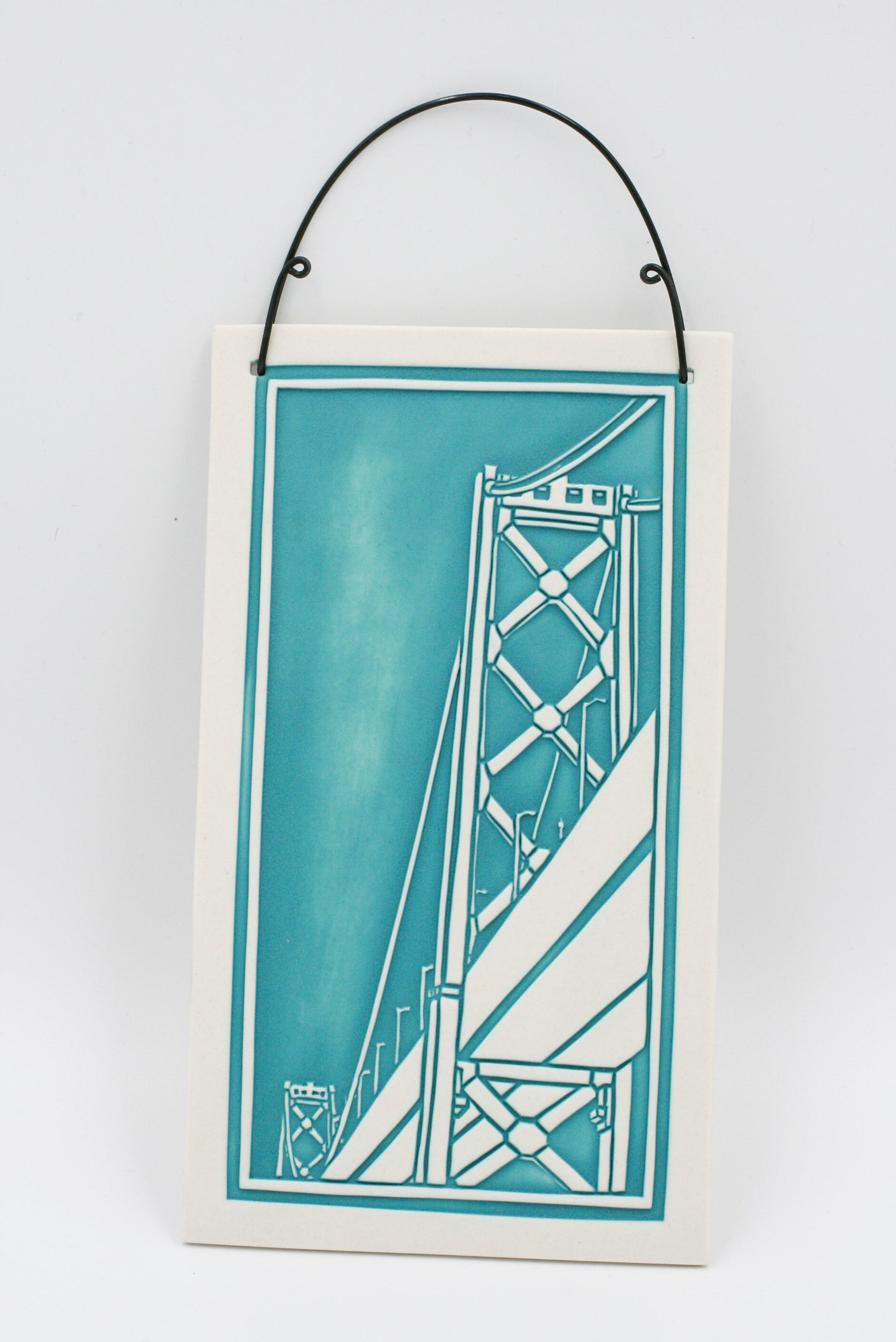 Sarah Gregory: Bay Bridge