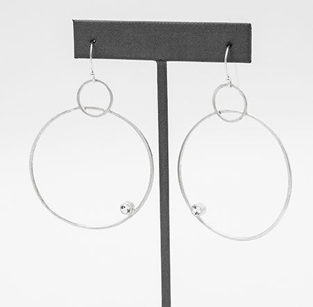 Eko Wright: Earrings-Vanna