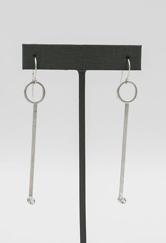 Eko Wright: Earrings-Milzie