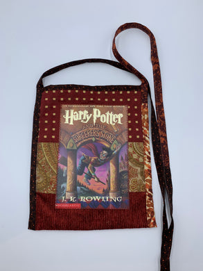Rae Trujillo: Book Bags, Harry Potter and the Sorcerer's Stone