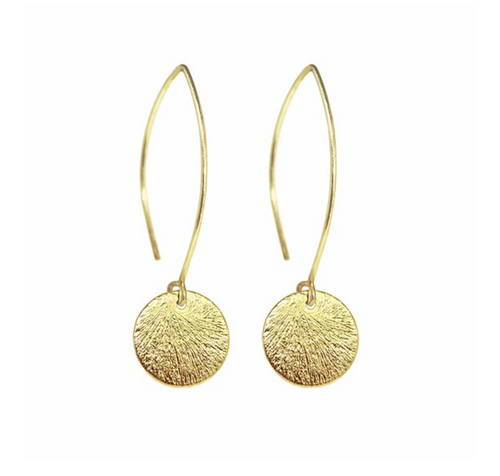 Judith Poe: (W) Earrings, AC13
