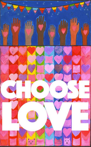 Kieren Dutcher: Poster, Choose Love