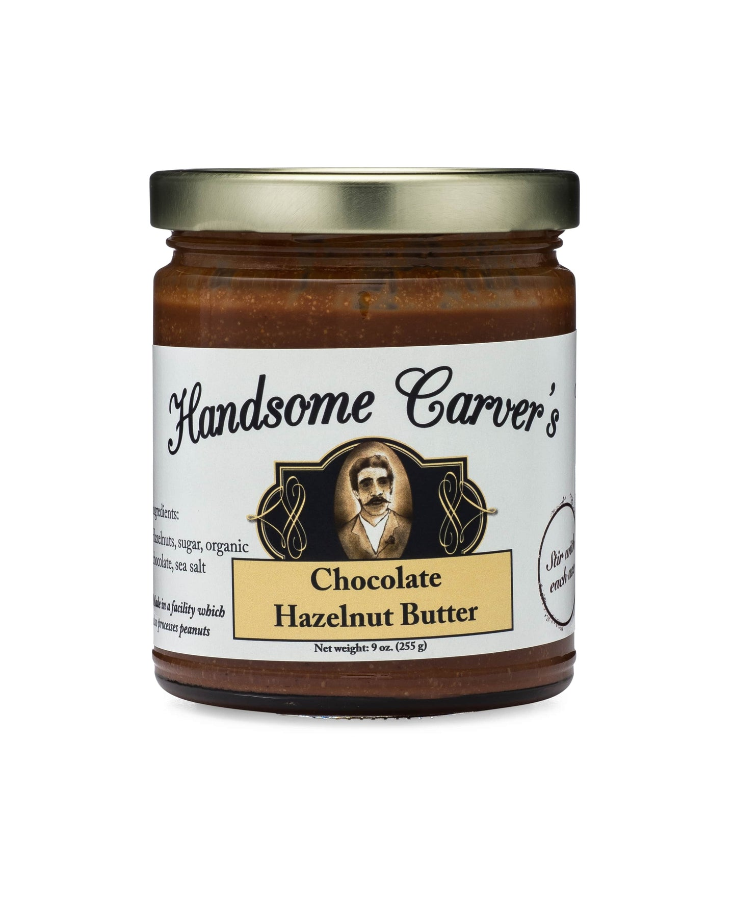 Handsome Carver's Nut Butters: Chocolate Hazelnut Butter