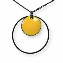 Michele Dodge: Encircled Pendant