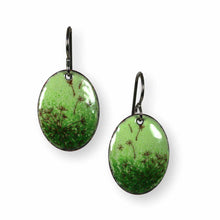 Michele Dodge: Oval Earrings