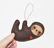 Gina Barnes: Stuffed Animal Ornaments
