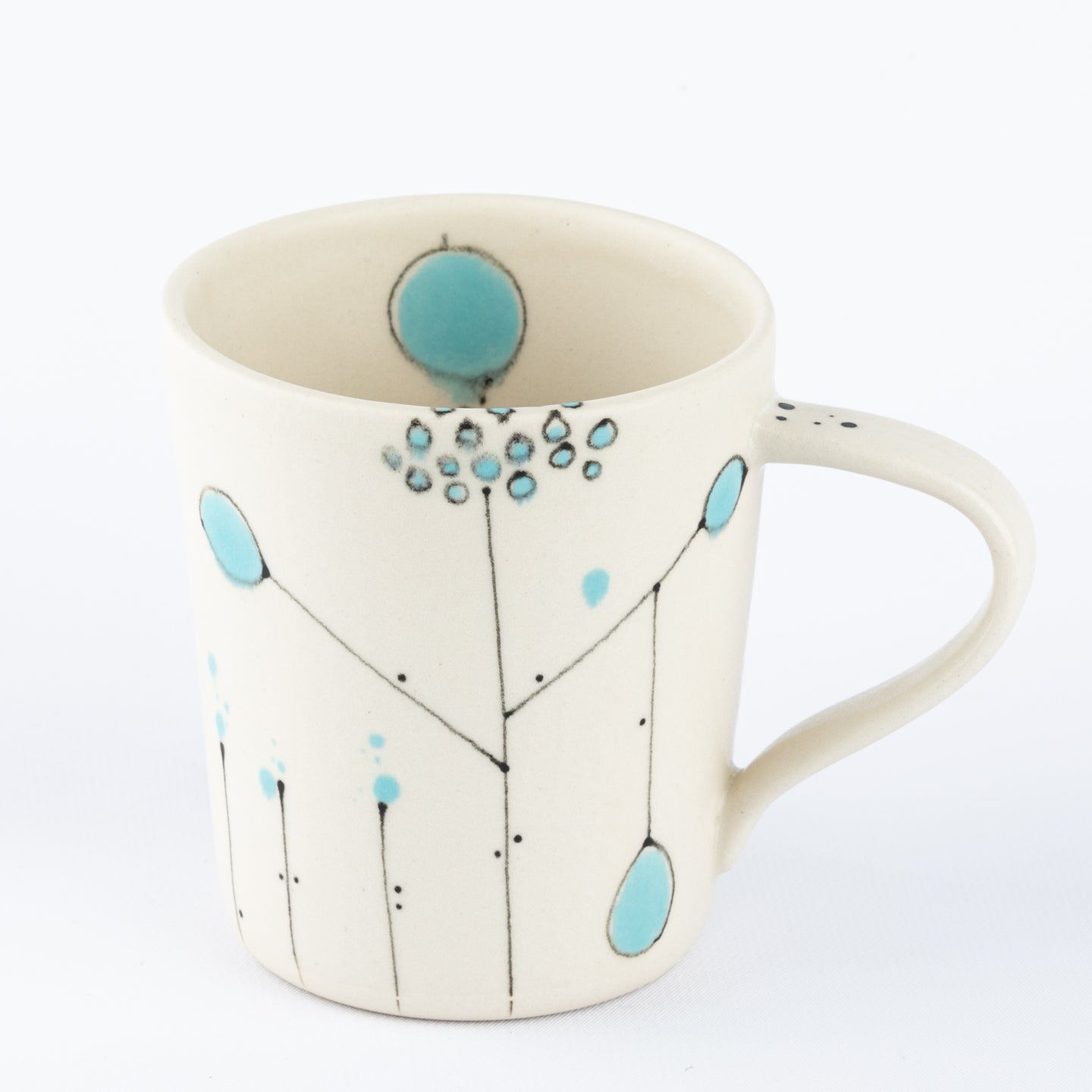 EZME Designs: (S) Tabitha Small Mug