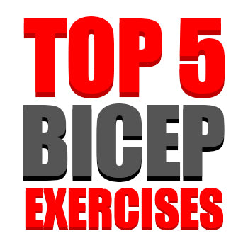 Top 5 Bicep Exercises For Growth