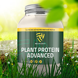 Plant Protein, swap your whey for plants!