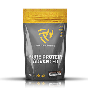 PNI Pure Protein Advanced, The Perfect Protein Blend.