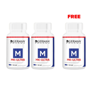 MK Ultra BUY 2 GET 1 FREE ( 3 BOTTLES )