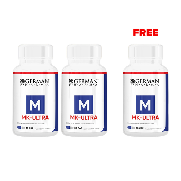 MK Ultra BUY 2 GET 1 FREE (3 BOTTLES)