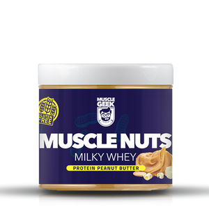 Muscle Geek - Muscle Nuts