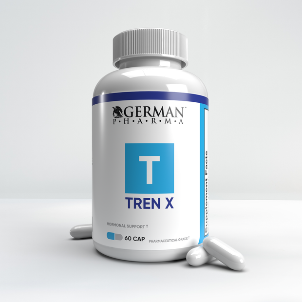 German Pharma - Tren-X