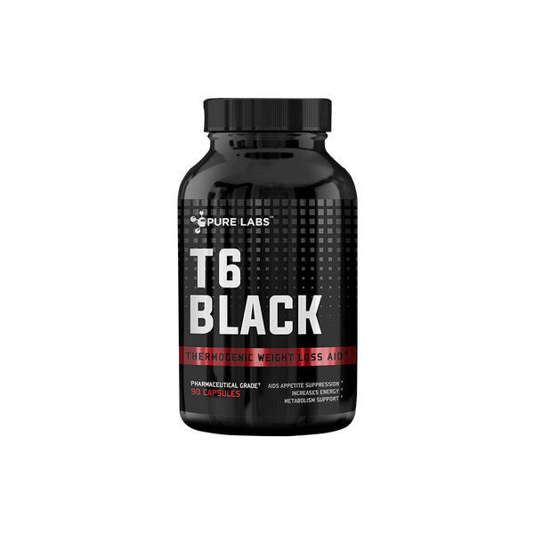 Pure Labs - T6 Black Revolution