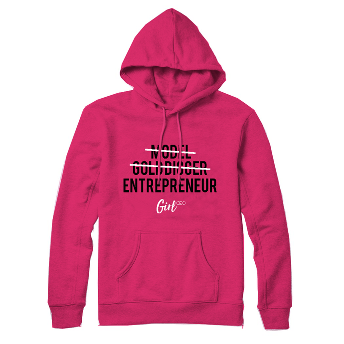 Girl CEO Hoodie - Pink *LIMITED EDITION*