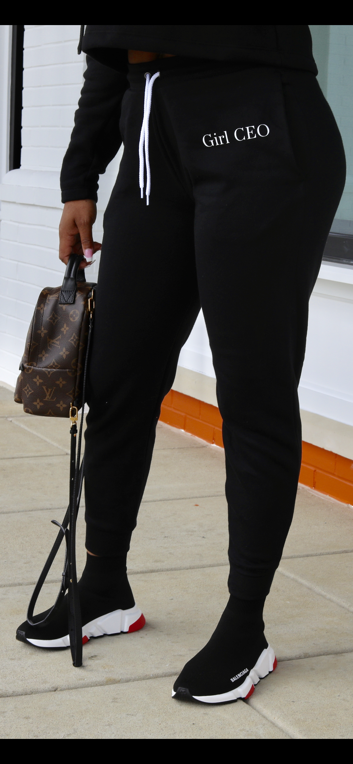 Black Girl CEO Sweat Pants