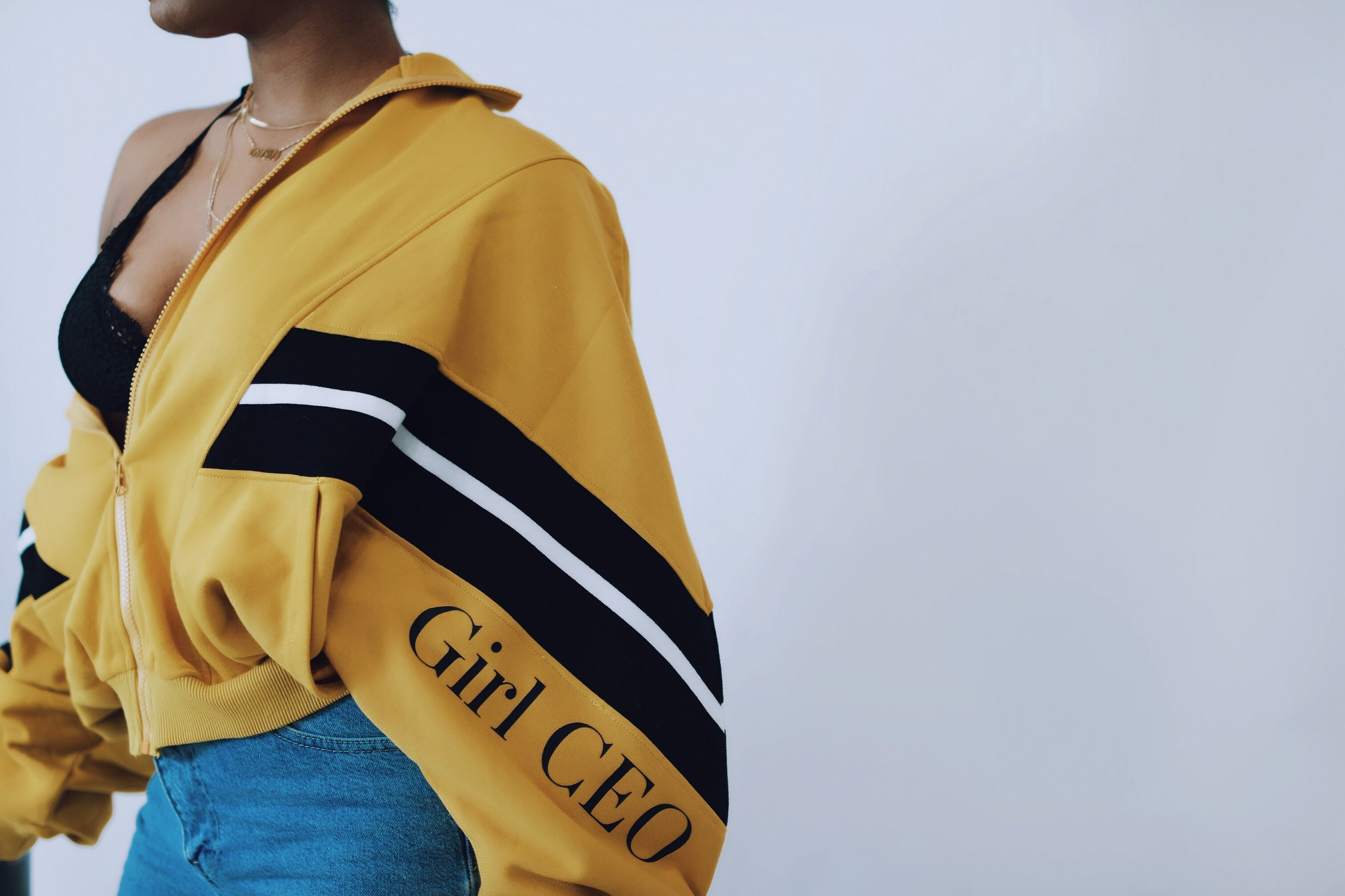 Limited Edition Girl CEO Varsity Set