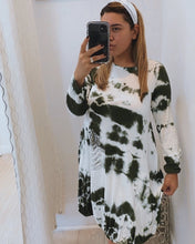 Maitte Tie Dye Dress