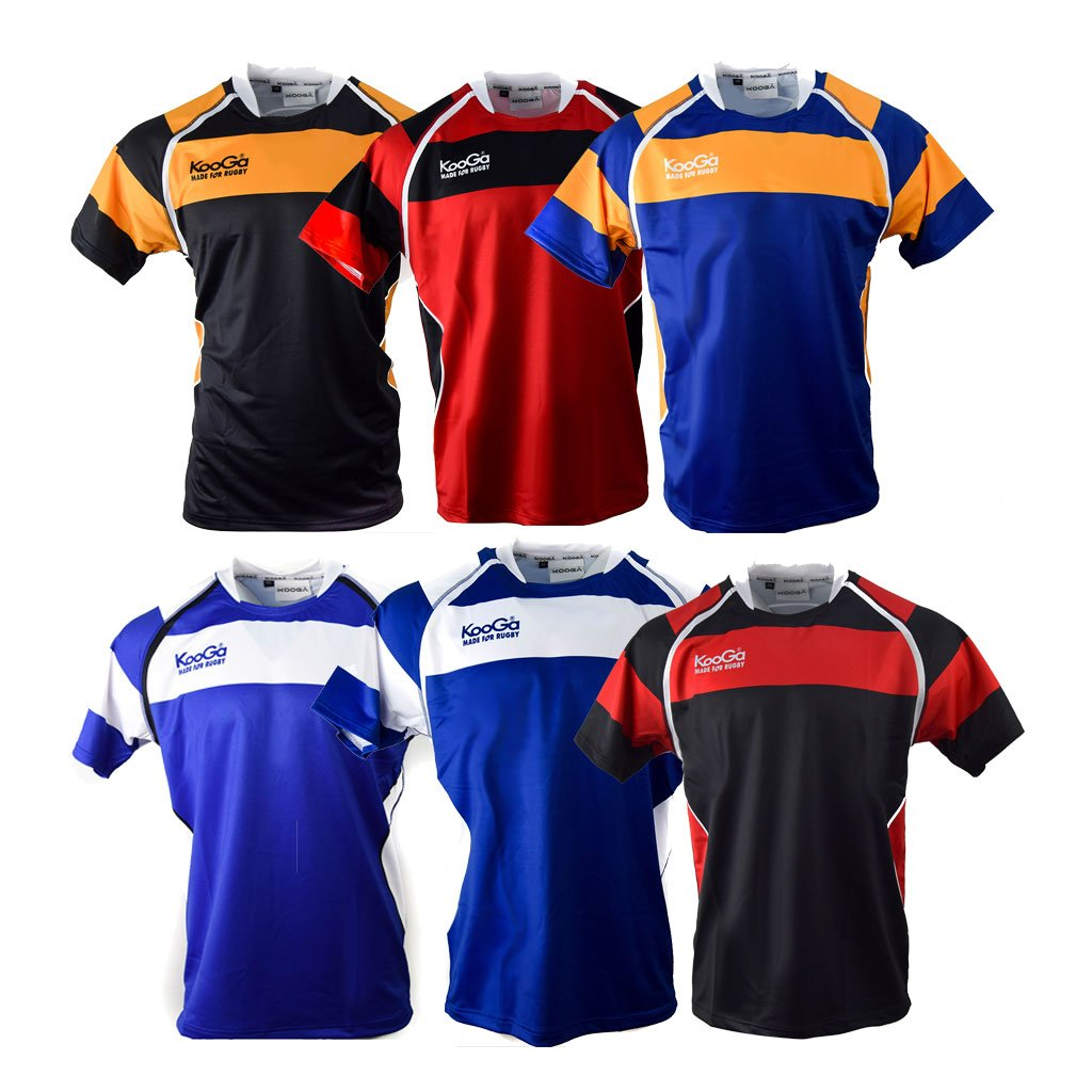 In Stock Rugby Jerseys