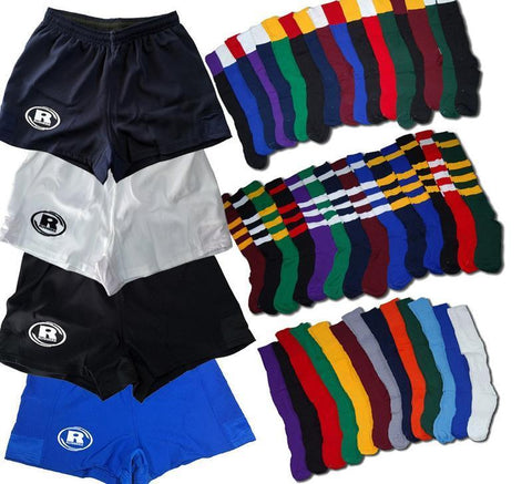 Ruggers Rugby Team Short Sock Deal