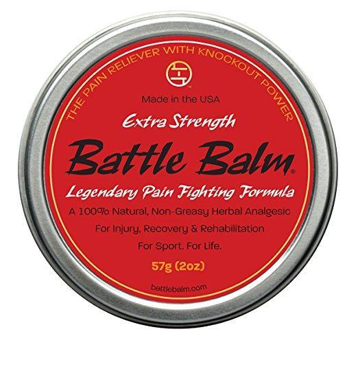 Accessories - Extra Strength Pain Relief (2-ounce) - Battle Balm