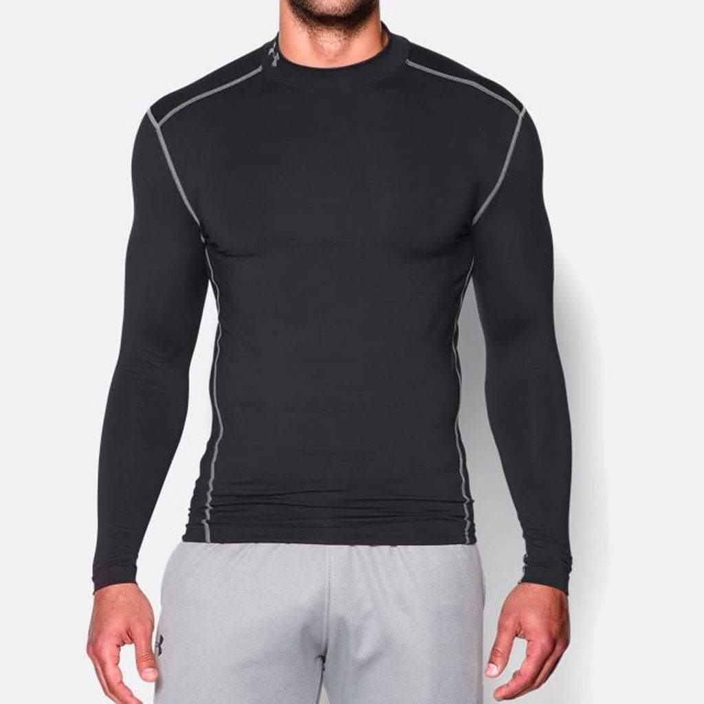 Compression - UA ColdGear® Armour Compression Mock
