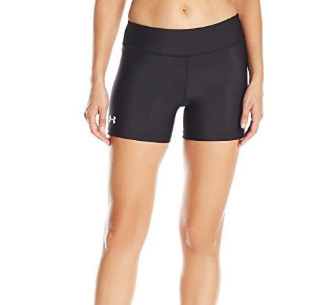 Compression - Women's Under Armour Compression Short 4""