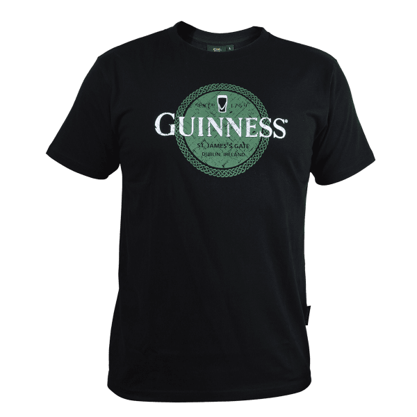 Graphic Tees - Guinness Celtic Label Tee