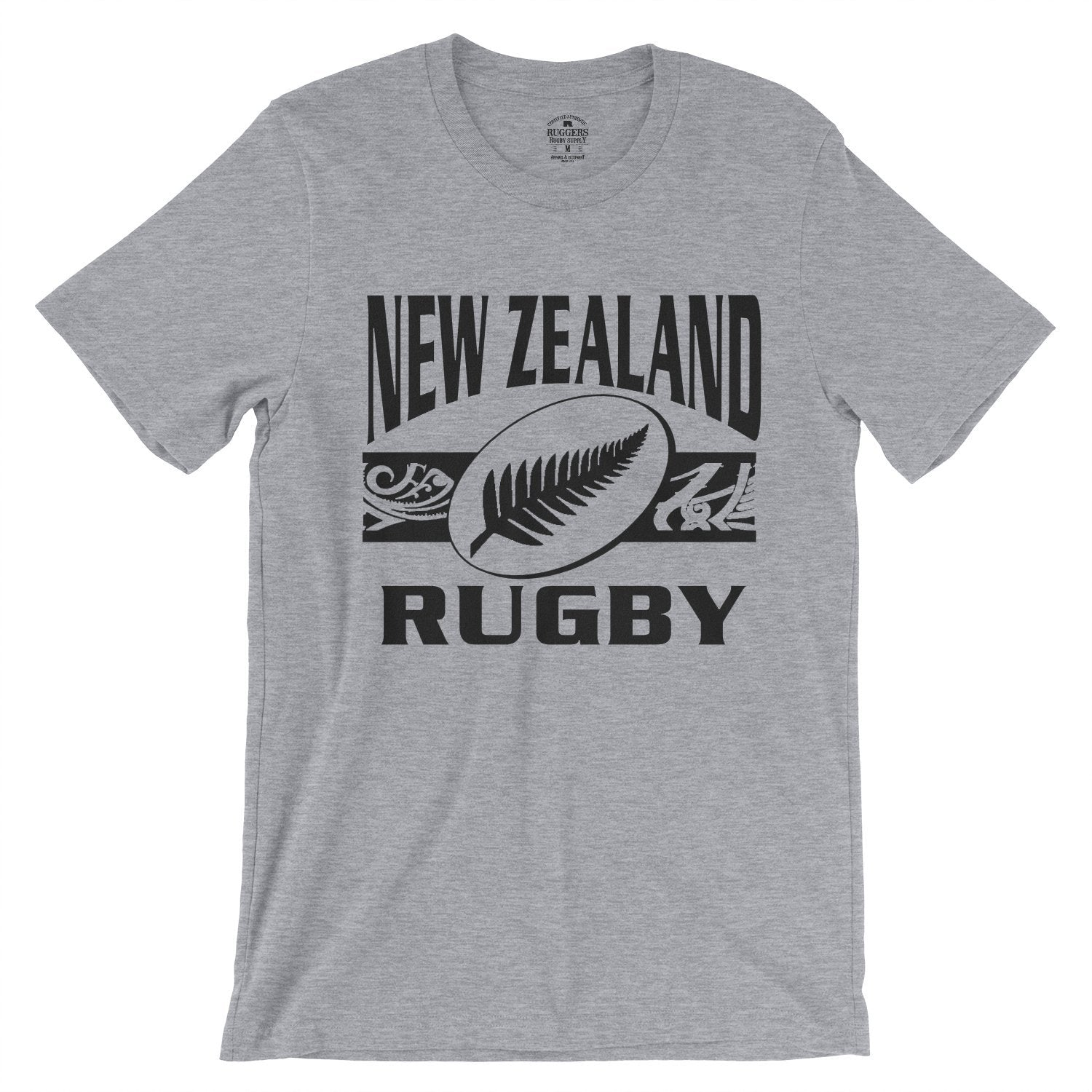 Graphic Tees - New Zealand Rugby S/S Tee