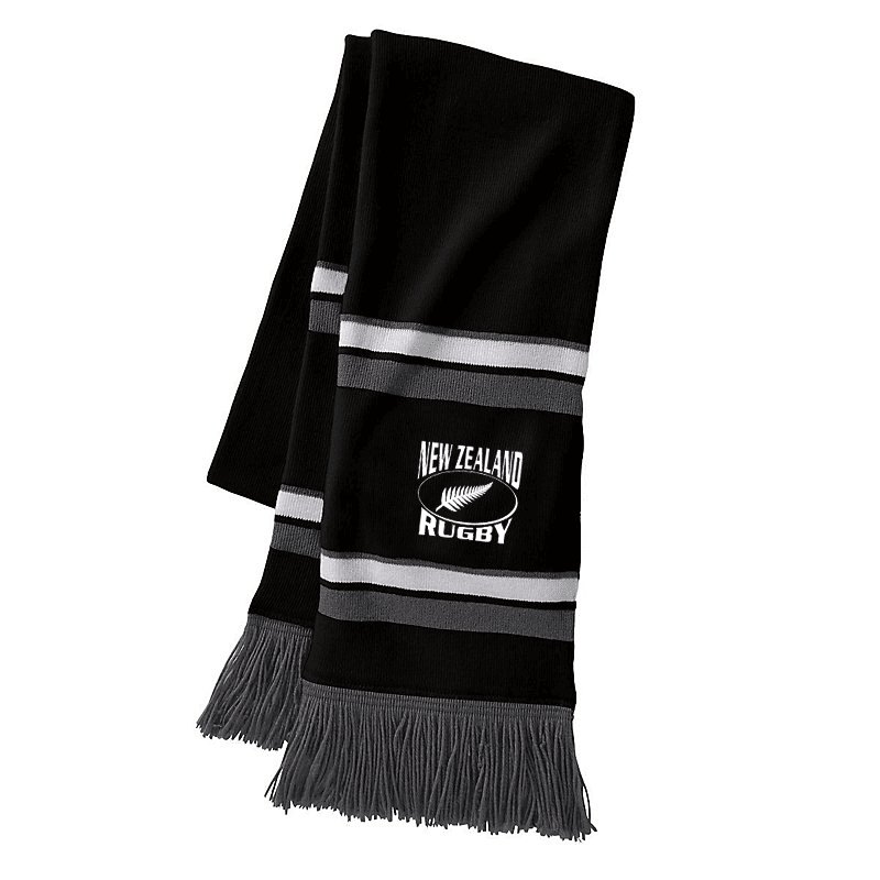 Hat - New Zealand Rugby Scarf
