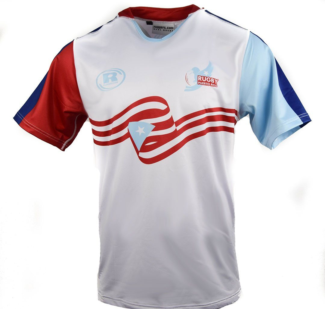 Jersey - Official Puerto Rico Replica Jersey