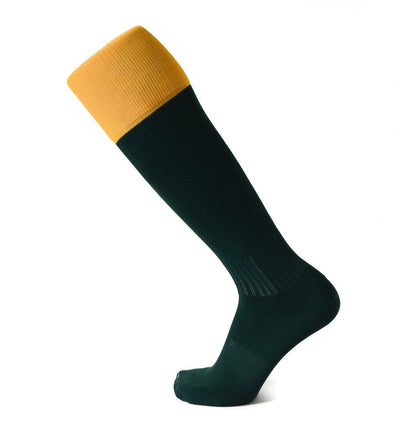 Match Apparel - Contrasting Cuff Rugby Sock