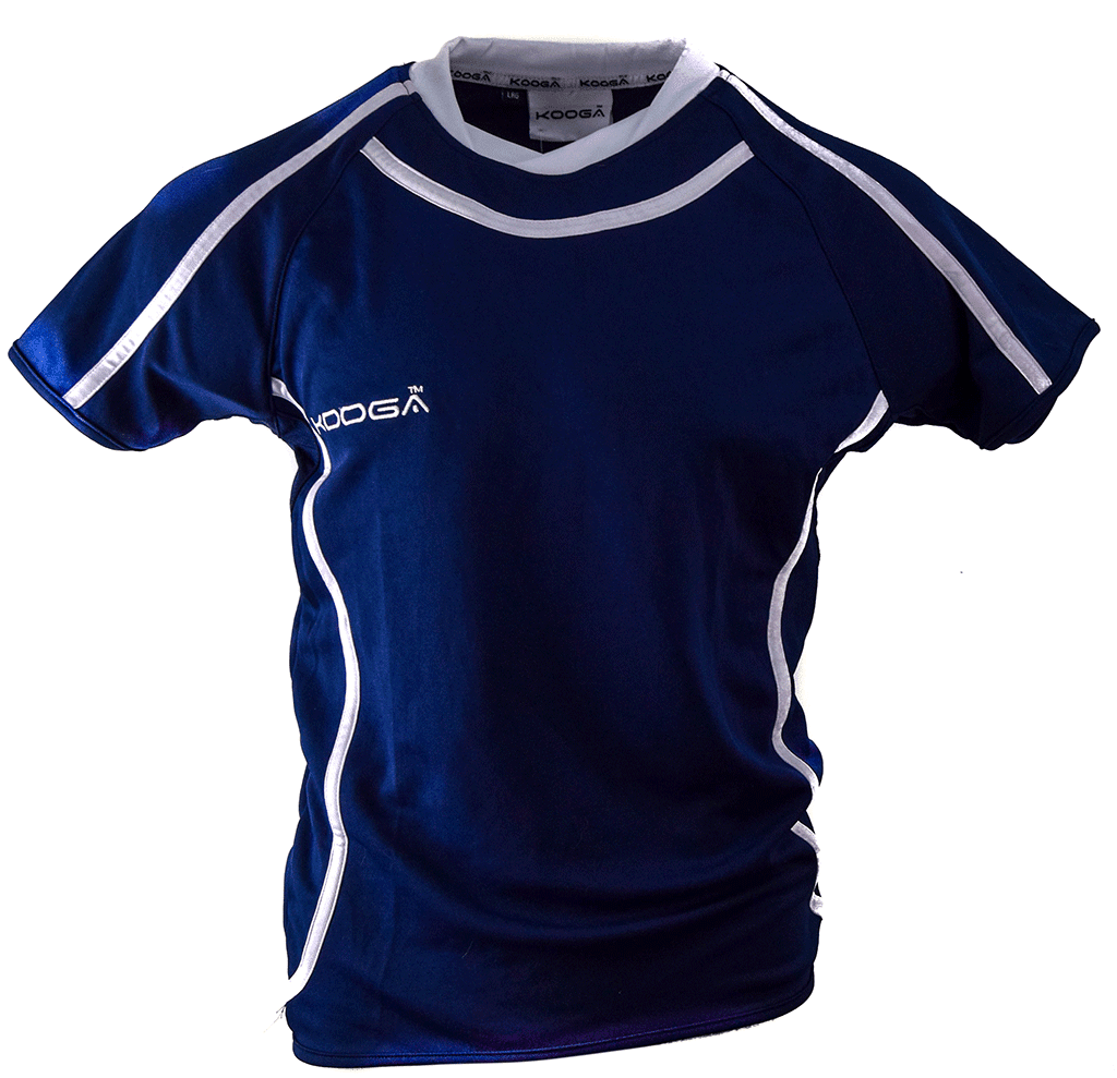 Match Apparel - Kooga Burner Rugby Jersey (Navy): Clearance Sets