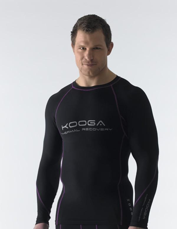 Match Apparel - KooGa Long Sleeve Compression Top