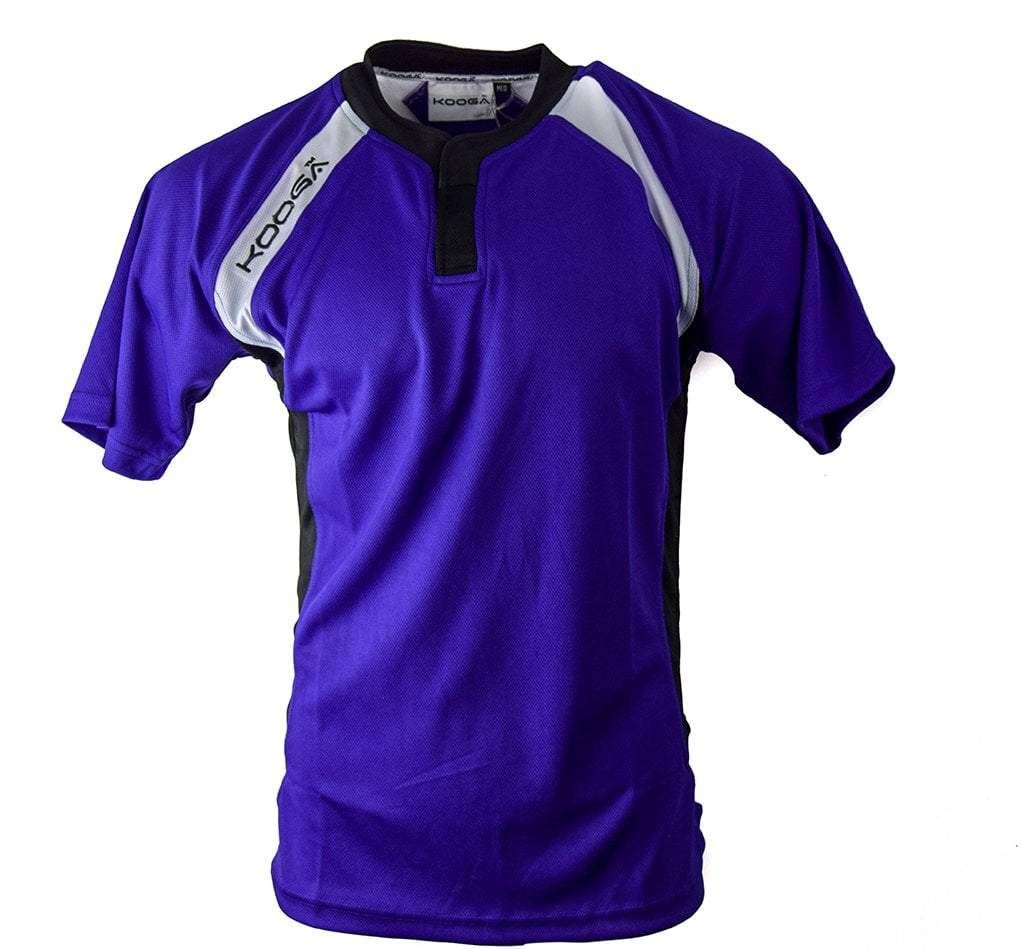 Match Apparel - Kooga Queensland Rugby Jersey (Purple): Clearance Sets