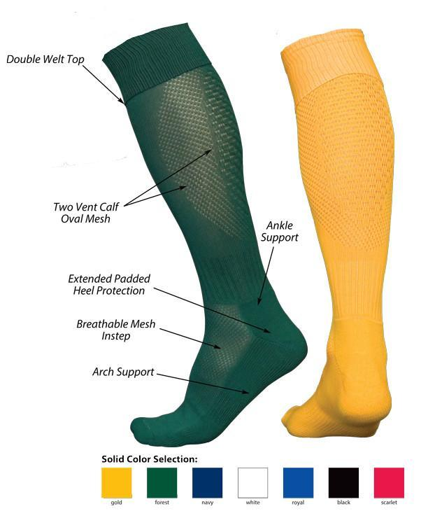 Match Apparel,Referees - Ruggers Elite Sock