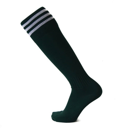 Match Apparel - Three Stripe Rugby Socks